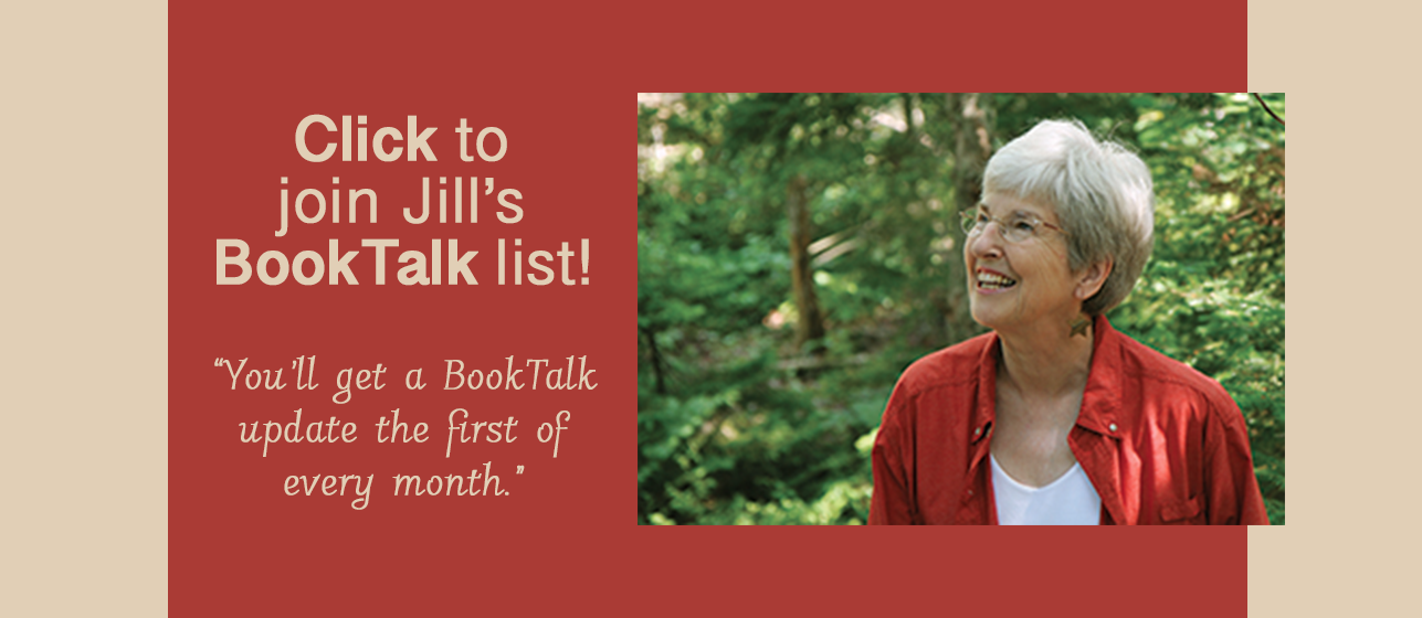 Jill MacLean's BookTalk Sign-Up List